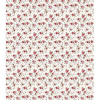 Craft Consortium Antique Rose Cream Decoupage Papers