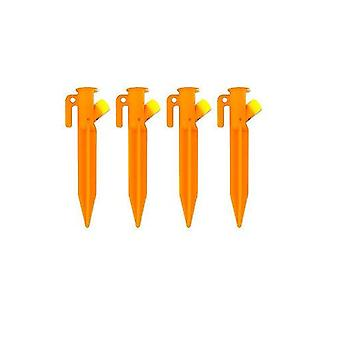 Milestone Camping - 4 X Led Tent Pegs