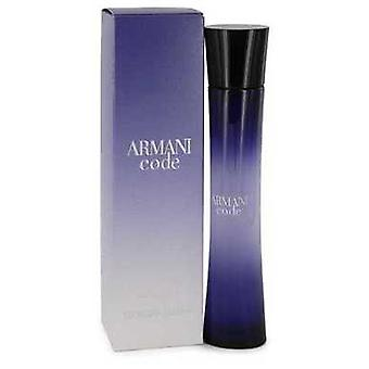 Armani Code By Giorgio Armani Eau De Parfum Spray 2.5 Oz (women) V728-430706