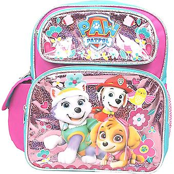 Small Backpack - Paw Patrol - Skype/Everest/Marshall Pink 12