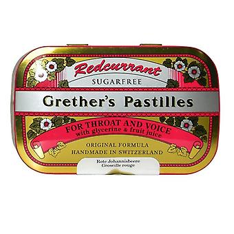 Grether ' s rips pastiller Sugar gratis 110g
