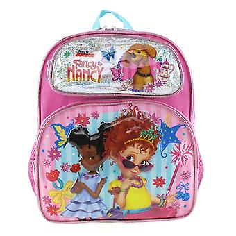 Маленький рюкзак - Fancy Нэнси - Довольно бабочка 12'quot; Розовый Новый 004657
