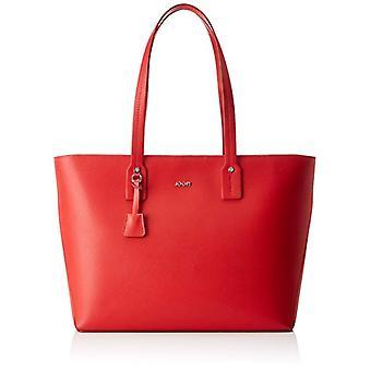 Joop! Pure Kornelia Shopper Lhz - Donna Rot Bucket Bags (Red) 15x28x34 cm (B x H T)