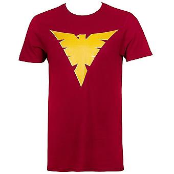 X-Men Dark Phoenix logo miesten ' s T-paita