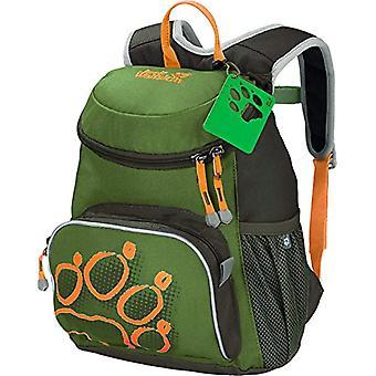 Jack Wolfskin Joe pequeno-mochila infantil-verde antigo-um tamanho