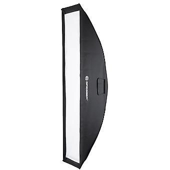 BRESSER SS-9 softbox hoge kwaliteit 35x160cm met honingraat