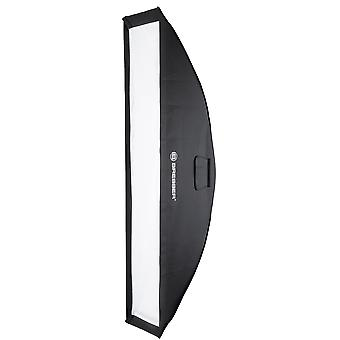 BRESSER SS-9 softbox høj kvalitet 35x160cm med Honeycomb