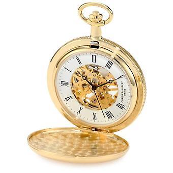 Charles-Hubert Unisex Ref Clock. 3909-G