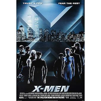 X-Men (Single Sided International Style D) Original Cinema Poster