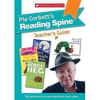 Pie Corbett Reading Spine Teacher's Guide
