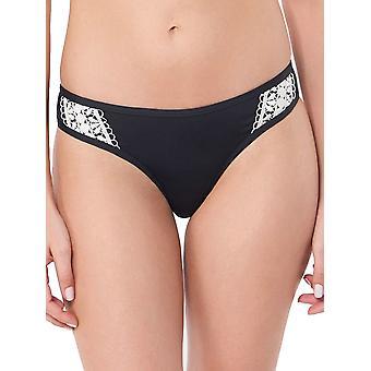 Elegant Twist Mini Bikini Brief