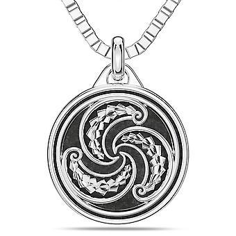 UFC Pendant Necklace Design by BIXLER
