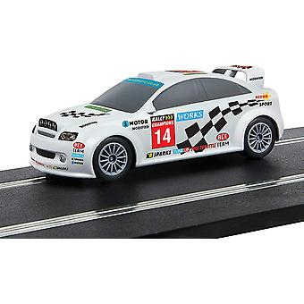 Scalextric Start Rally Car - Equipe Modificada