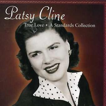 Patsy Cline - True Love-a Standards Collecti [CD] USA import