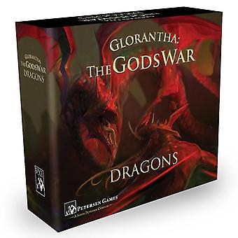 Dragons Expansion Glorantha The Gods War