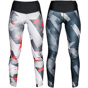 Under Armour Womens Armour Fly Fast Printed Tights