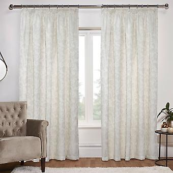 Linens and Lace Unisex Jacquard Curtains