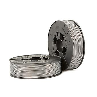 PLA 1,75mm argent ca. RAL 9006 0,75kg - 3D Filament Supplies