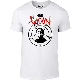 Homens ' s Saraiva Sagan t-shirt