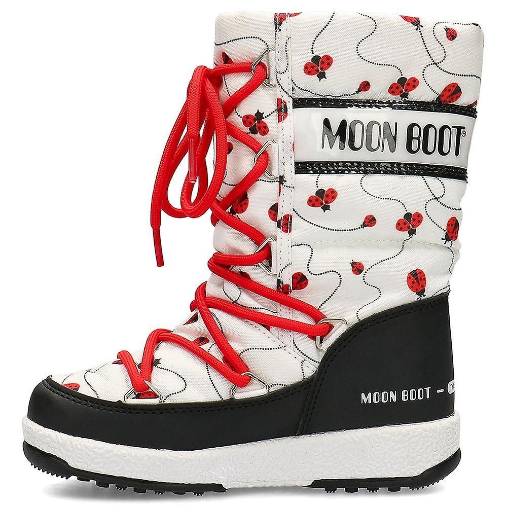 Moon Boot Jrladybug Wp 340522000013638 Universelle Vinter Barn Sko