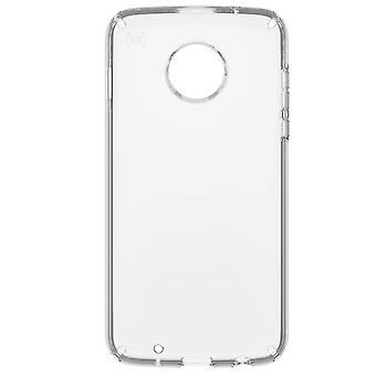 Speck Presidio Clear Case for Moto Z2 Play - Clear