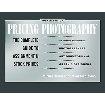 Pricing Photography - The Complete Guide to Assignment and Stock Price