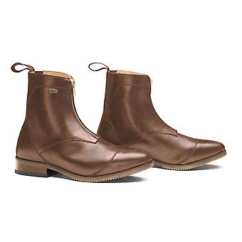 Mountain Horse Sovereign Womens Paddock Boots - Brown