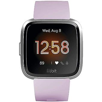Fitbit Versa Lite Health & Fitness Smartwatch with Heart Rate, 4+ Day Battery & Water Resistance - Lilac