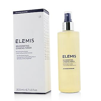 Elemis rehydrating ginseng toner 200ml/6,7 Oz