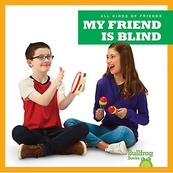 My Friend Is Blind by Kirsten Chang