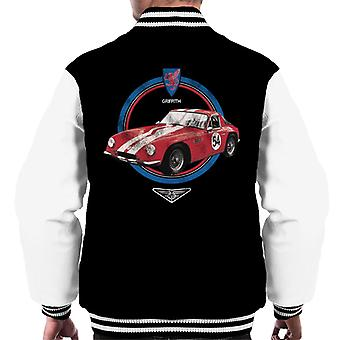TVR Retro Griffith Men's Varsity Jacket