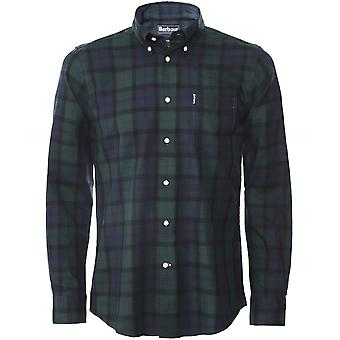 Barbour Tailored Fit Check Wetheram Shirt
