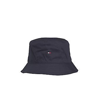 Tommy Hilfiger Flag Bucket Hat Desert Sky