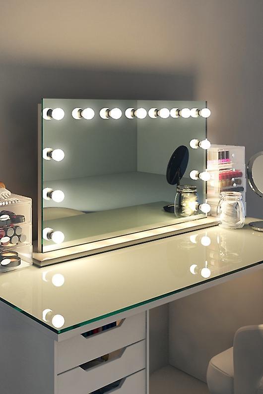 RGB Marianne Audio Hollywood Miroir Lumière du jour h91suk001cwrgbaud