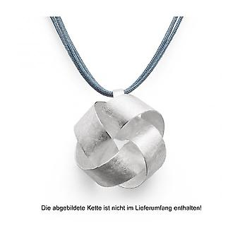 Bastian Inverun - ladies - 925/- pendant - scratch matt - 26170