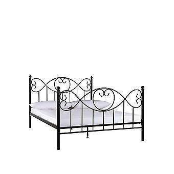 Juliette Metal Bed Frame in Single RRP £169 Black