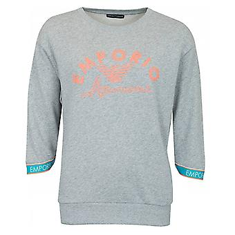 Emporio Armani Iconic Terry Relaxed Sweat