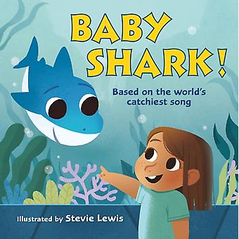 Baby Shark by Lewis & Stevie