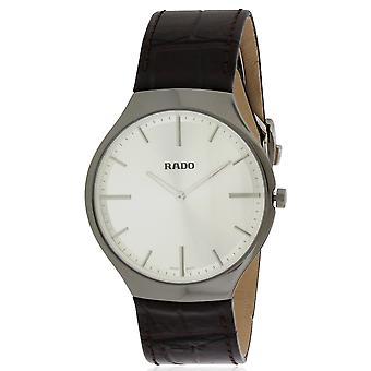 Rado True Thinline Leather Mens Watch R27955105