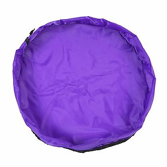Play mat / Storage bag for toys - Purple