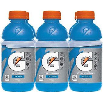 Gatorade Cool Blue-( 591 Ml X 6 )