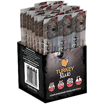 Alpha Spirit Turkey Sticks (Dogs , Treats , Natural Treats)
