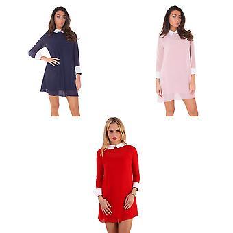 Lili London Womens/Ladies Zaira Long Sleeve Shift Dress