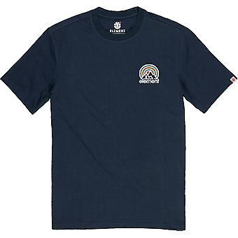 T-shirt à manches courtes De sonata d'élément dans Eclipse Navy