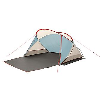 Easy Camp Summer Shell All In One Beach Tent Blue and White