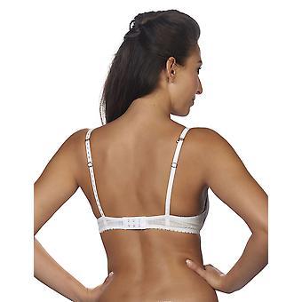 Después de Eden 10.07.6094-010 Mujeres's Kylie White Underwired Sujetador acolchado