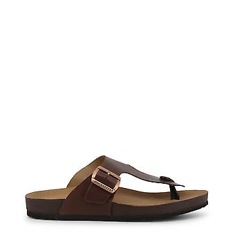 Docksteps Original Men Spring/Summer Flip Flops - Brown Color 34318