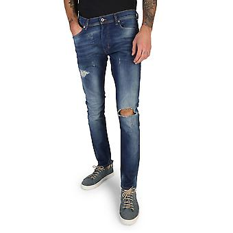 Diesel Original Men All Year Jeans - Blue Color 41987