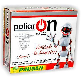 Pinisan Poliar-On Artrion 60 Capsules