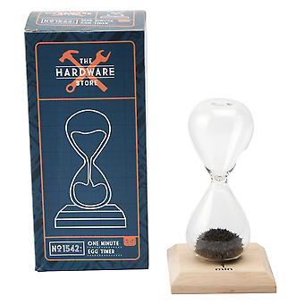 CGB Giftware The Hardware Store One Minute Egg Timer
